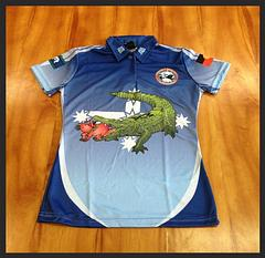 NT Youth Shirt - NT Branch youth shirt. This is a fundraising item for the youth committee. Australian made – Union made.