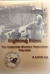 Fighting Films DVD - A set of 3 DVDs Fighting Films brings together the work of the union's celebrated 1950s union film unit – Keith Gow, Jock Levy and Norma Disher – best known for The Hungry Miles.