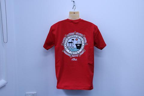 QNC - Short Sleeve - Red