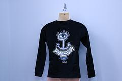 QNC - Long Sleeve - Black (Women's) - Quadrennial National Conference – Women's Long Sleeve ShirtArt by Reg Mombassa