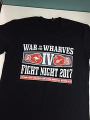 War on the Wharves - War on the Wharves Fight Night 2017 – All proceeds go to The Children's Hospital Randwick