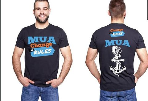 Change the Rules MUA T-Shirt