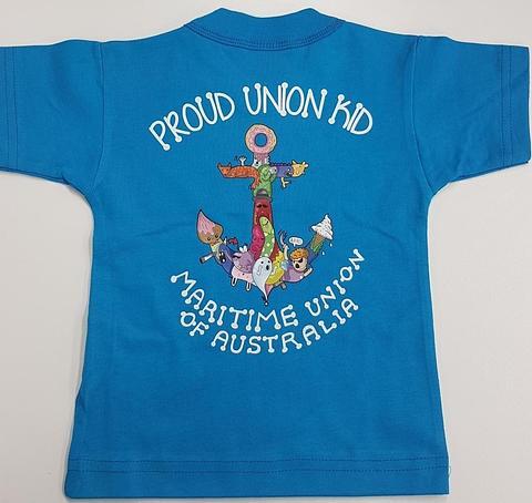 Proud Union Kid Shirts
